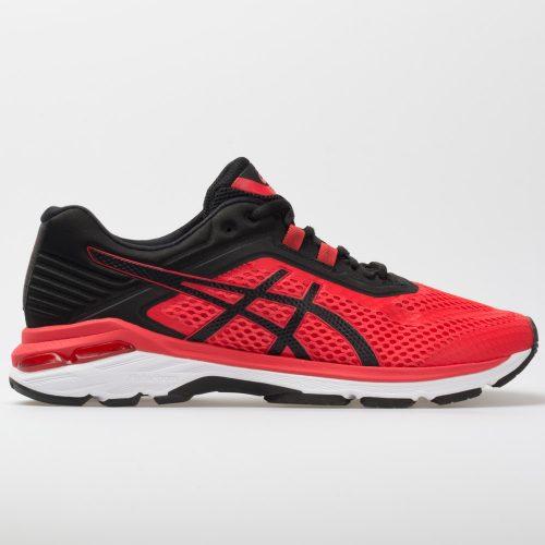 ASICS GT-2000 6: ASICS Men's Running Shoes Red Alert/Black