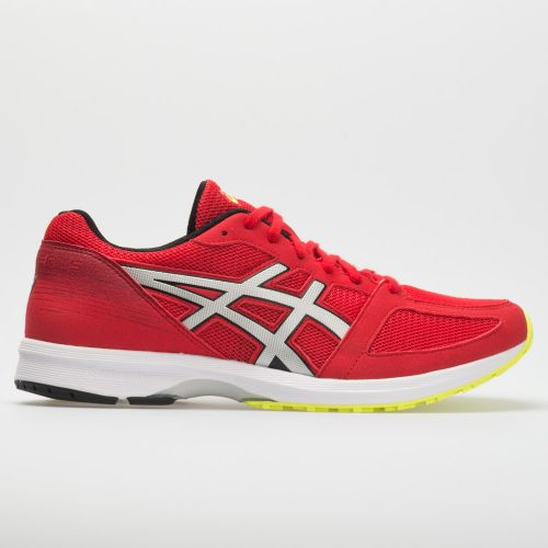 ASICS Lyteracer TS 7: ASICS Men's Running Shoes Classic Red/Silver