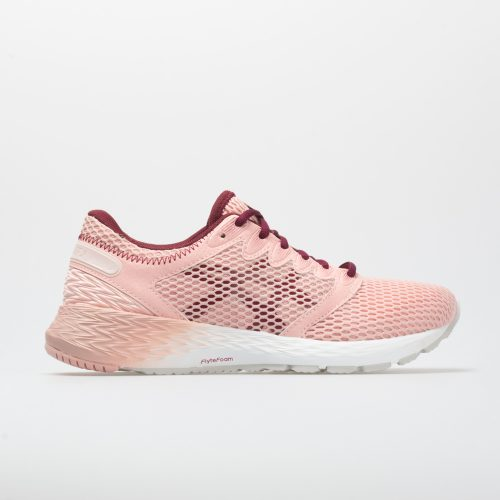 ASICS Roadhawk FF 2: ASICS Women's Running Shoes Frosted Rose/Cordovan