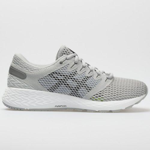 ASICS Roadhawk FF 2: ASICS Women's Running Shoes Mid Grey/Black