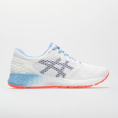 ASICS Roadhawk FF 2: ASICS Women's Running Shoes White/Black