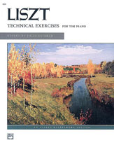 Alfred 00-630 Technical Exercises- Complete - Music Book