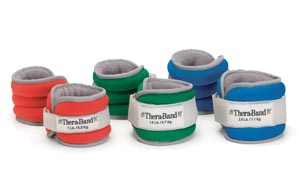 Ankle & Wrist Weight Set Green - 12 Each Per Case