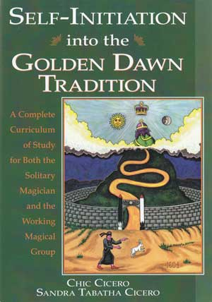 AzureGreen BSELINI Self Initiation Into Golden Dawn