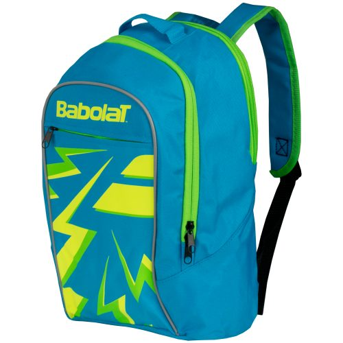Babolat Club Backpack Junior Blue/Yellow: Babolat Tennis Bags