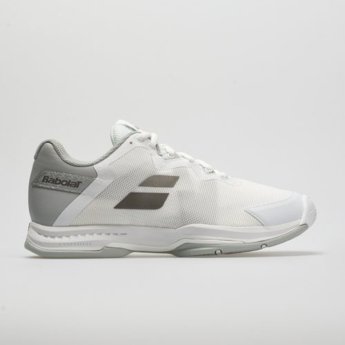 Babolat SFX3 All Court: Babolat Women's Tennis Shoes White/Silver