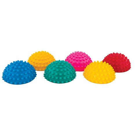 Ball Dynamics BAD199 5 in. Fitball Balance Pods 6 Piece per Set
