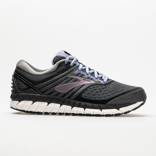 Brooks Ariel 2018: Brooks Women's Running Shoes Ebony/Black/Thistle