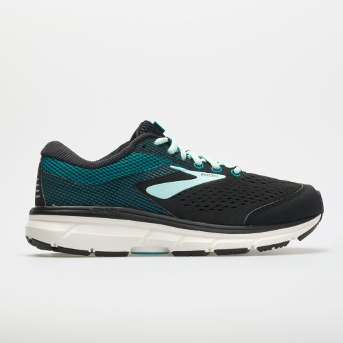 Brooks Dyad 10: Brooks Women's Running Shoes Black/Island/Capri