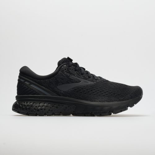 Brooks Ghost 11: Brooks Men's Running Shoes Black/Ebony