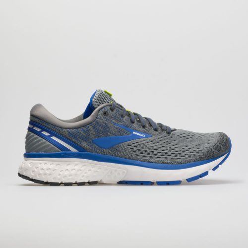 Brooks Ghost 11: Brooks Men's Running Shoes Grey/Blue/Silver
