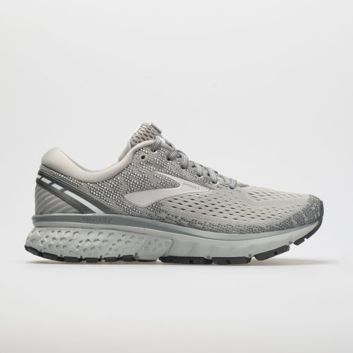 Brooks Ghost 11: Brooks Women's Running Shoes Grey/Silver/White
