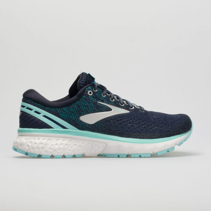Brooks Ghost 11: Brooks Women's Running Shoes Navy/Grey/Blue