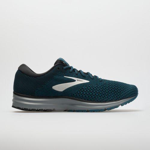 Brooks Revel 2: Brooks Men's Running Shoes Black/Blue/Grey