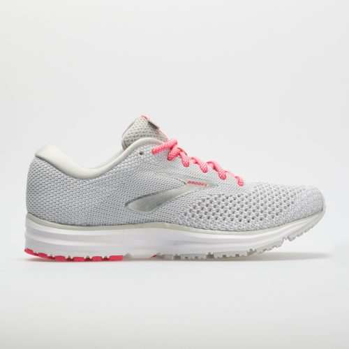 Brooks Revel 2: Brooks Women's Running Shoes Grey/White/Pink