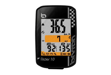 Bryton 10E GPS Cyclometer