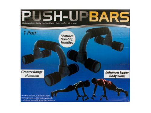 Bulk Buys OC579-3 Push-Up Exercise Bars