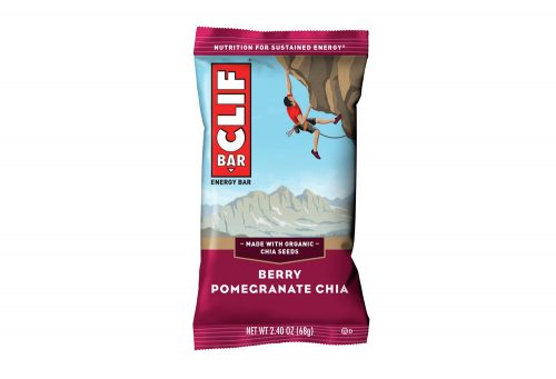 CLIF Berry Pomegranate Chia Bar - Box of 12 - berry pomegranate chia, box of 12