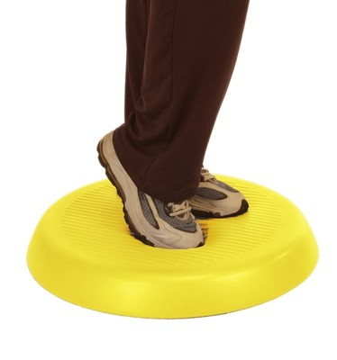 Cando Balance Circular Pad Yellow - 20 in. dia. & 2 in. Thick