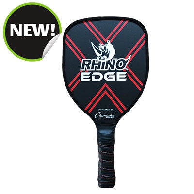 Champion Sports EDGE 11-11.2 oz 5 in. Handle Wooden Pickleball Paddle
