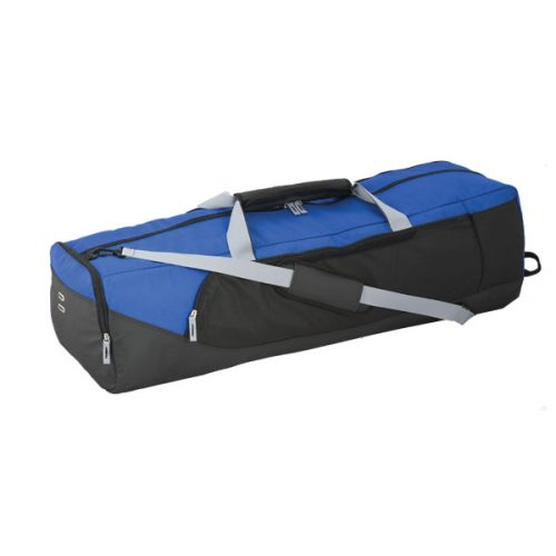 Champion Sports LAXBAGBL Lacrosse Equipment Bag Royal Blue