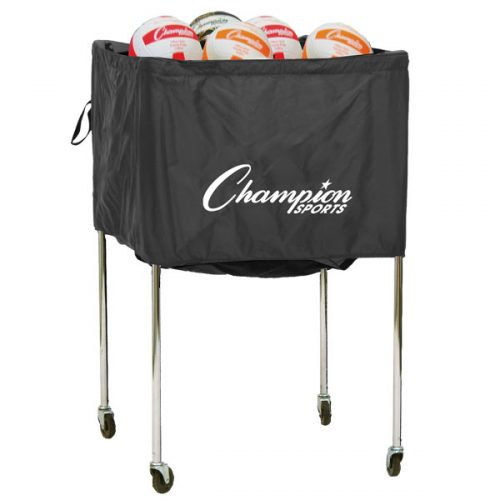 Champion Sports VBCART Folding Volleyball Cart