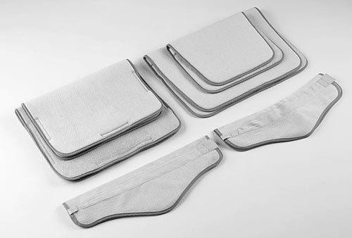Complete Medical CHAT1108 Hydrocollator Cover-Standard-Foam Filled-Pocket
