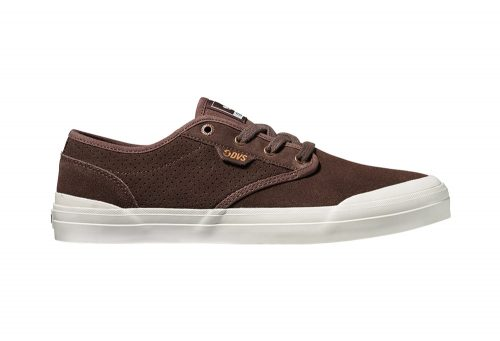 DVS Cedar Shoes - Men's - brown suede, 7
