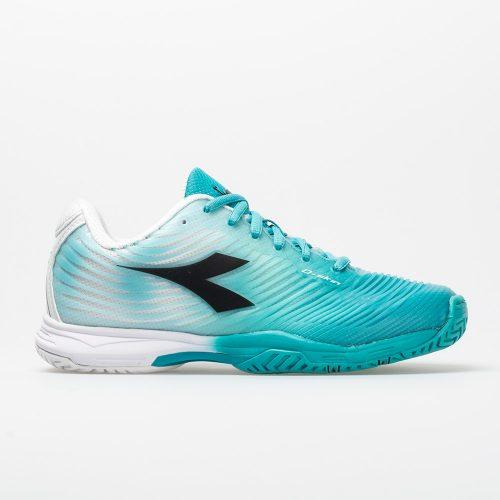 Diadora Speed Competition 5 AG: Diadora Women's Tennis Shoes Ceramic/White