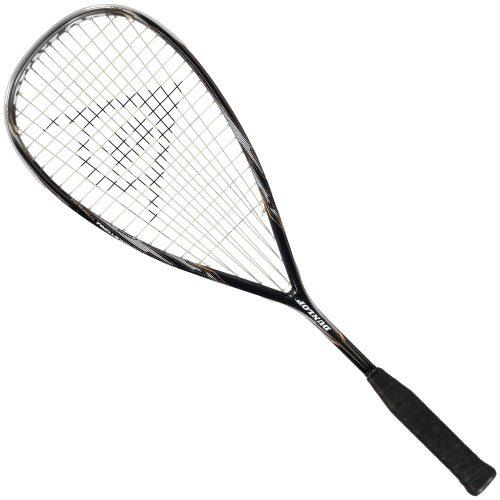 Dunlop Blackstorm 4D Titanium: Dunlop Squash Racquets