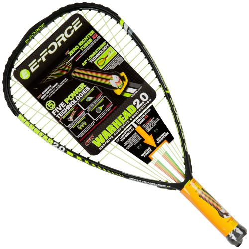 E-Force Warhead 2.0: E-Force Racquetball Racquets