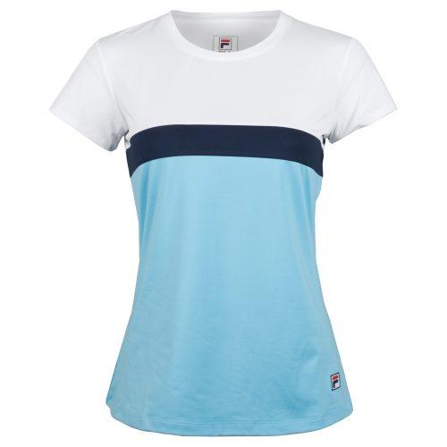 Fila Heritage Cap Sleeve Top Fall 2018: Fila Women's Tennis Apparel
