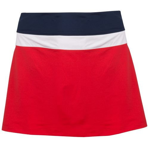 Fila Heritage Colorblocked Skort Fall 2018: Fila Women's Tennis Apparel