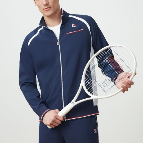 Fila Heritage Jacket Fall 2018: Fila Men's Tennis Apparel