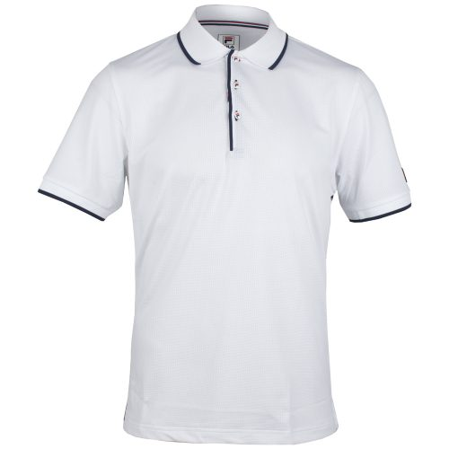 Fila Heritage Mesh Polo Fall 2018: Fila Men's Tennis Apparel