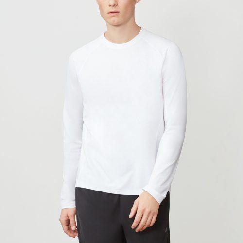 Fila UV Blocker Long Sleeve: Fila Men's Tennis Apparel