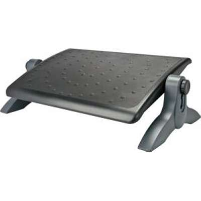 Footrest with Rubber Padding 3 HT Adjustments