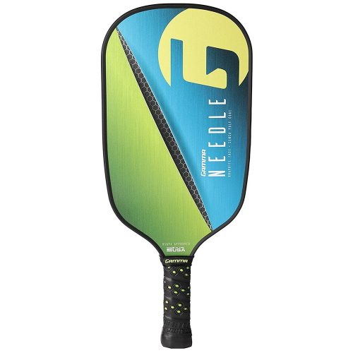 Gamma Needle Graphite Paddle: Gamma Pickleball Paddles