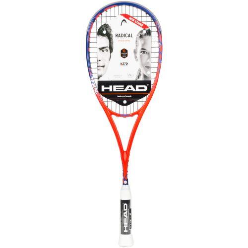 HEAD Graphene Touch Radical 135: HEAD Squash Racquets