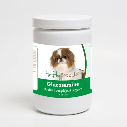 Healthy Breeds 192959014877 Japanese Chin Glucosamine DS Plus MSM - 120 Count