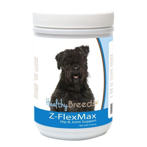 Healthy Breeds 840235156048 Bouvier des Flandres Z-Flex Max Dog Hip & Joint Support - 180 Count