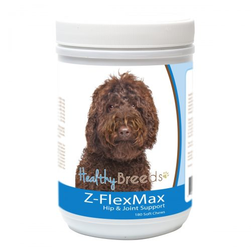 Healthy Breeds 840235156116 Labradoodle Z-Flex Max Dog Hip & Joint Support - 180 Count