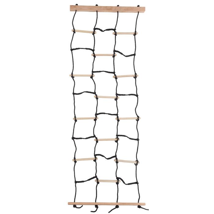 Hey Play M350087 Kids Climbing Cargo Net