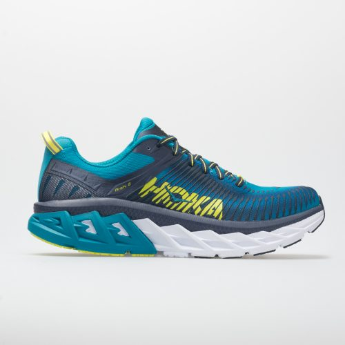 Hoka One One Arahi 2: Hoka One One Men's Running Shoes Caribbean Sea/Dress Blue