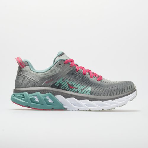 Hoka One One Arahi 2: Hoka One One Women's Running Shoes Steel/Gray Metal