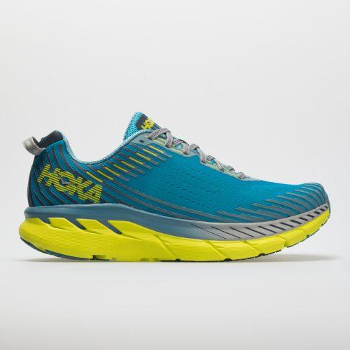 Hoka One One Clifton 5: Hoka One One Men's Running Shoes Caribbean Sea/Storm Blue