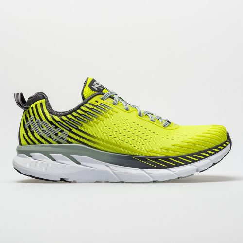 Hoka One One Clifton 5: Hoka One One Men's Running Shoes Evening Primrose/Nine Iron
