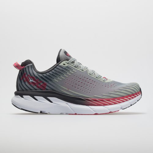 Hoka One One Clifton 5: Hoka One One Women's Running Shoes Alloy/Metal