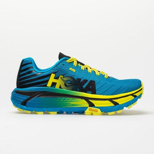 Hoka One One Evo Mafate: Hoka One One Men's Running Shoes Cyan/Citrus