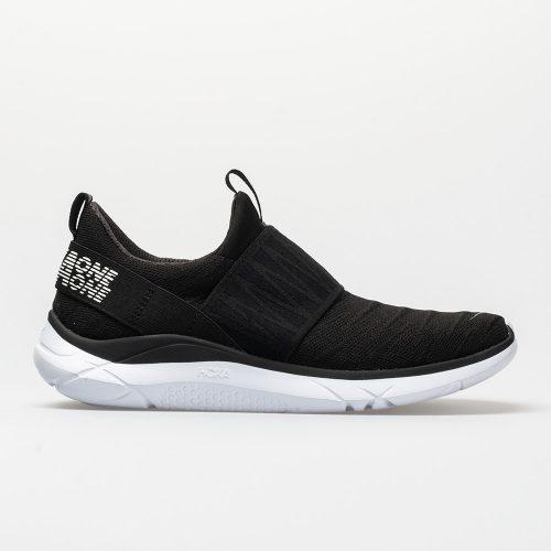 Hoka One One Hupana Slip: Hoka One One Women's Running Shoes Black/White